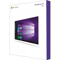 Microsoft - Windows 10 Pro - FQC-09512