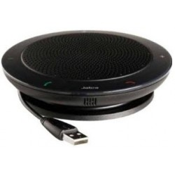 Jabra - SPEAK 410 MS altavoz PC Negro USB 2.0