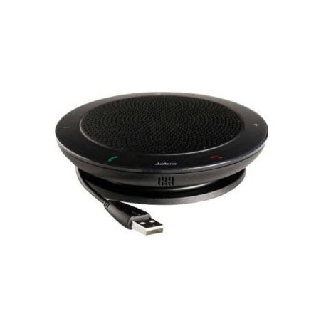 Jabra - SPEAK 410 MS PC USB 2.0 Negro altavoz