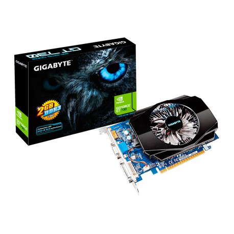 Gigabyte - GV-N730-2GI GeForce GT 730 2GB GDDR3