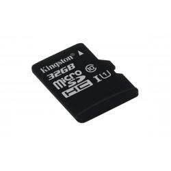 Kingston Technology - microSDHC Class 10 UHS-I Card 32GB 32GB MicroSDHC UHS-I Clase 10 memoria flash - 17926885