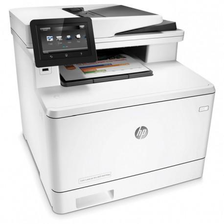HP - LaserJet Pro MFP M477fdn 600 x 600DPI Laser A4 27ppm