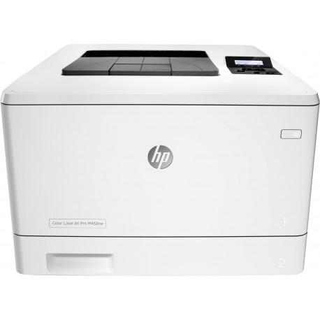 HP - LaserJet Pro M452nw Color 600 x 600DPI A4 Wifi