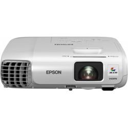 Epson - EB-965H videoproyector 3500 lúmenes ANSI 3LCD XGA (1024x768) Proyector para escritorio Blanco