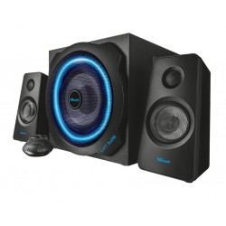 Trust - GXT 628 2.1 canales 120 W Negro, Azul