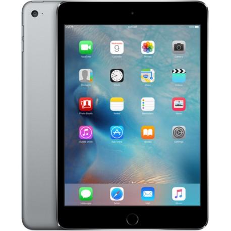 Apple - 128GB Wi-Fi + 4G 128GB 3G 4G Gris tablet