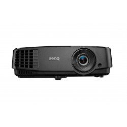 Benq - MS506 videoproyector 3200 lúmenes ANSI DLP SVGA (800x600) 3D Proyector para escritorio Negro - 18409018