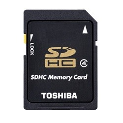 Toshiba - HIGH SPEED M102 16GB 16GB MicroSDHC Clase 4 memoria flash