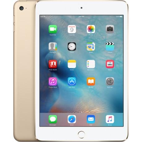 Apple - iPad 128GB Wi-Fi + 4G 128GB 3G 4G Oro tablet