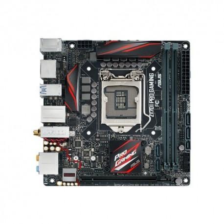 ASUS - Z170I Pro Gaming Intel Z170 LGA 1151 (Socket H4) Mini ITX placa base