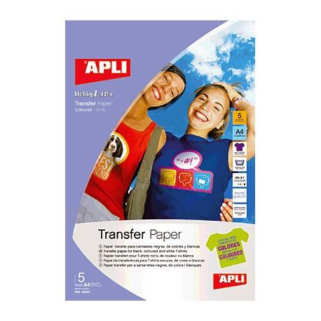 APLI - APL B5H PAP TRANSFER INKJET 10247