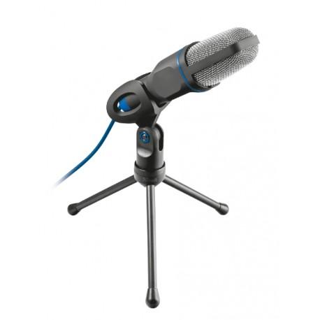 Trust - Mico PC microphone Alámbrico Negro