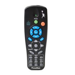 Promethean - DLP-REMOTE mando a distancia IR inalámbrico Proyector Botones