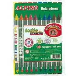 Alpino - ALP EST.10 ROT 2 PTAS. COL.STD AR000013
