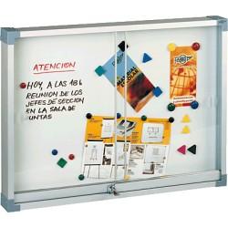 FAIBO - FBO VITRINA MAGNET P.CORR 60x80 634-1