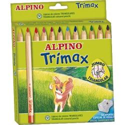 Alpino - ALP EST.12 LAPICES COL.TRI.MAX I AL000113