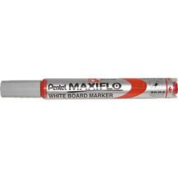 Pentel - PEN MARC PIZ.BLANCA MAXIFLO RO MWL5S-B