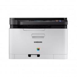 Samsung - Xpress SL-C480W multifuncional Laser 18 ppm 2400 x 600 DPI A4 Wifi