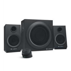 Logitech - Z333 40 W Negro 2.1 canales