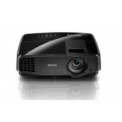 Benq - MS506 videoproyector 3200 lúmenes ANSI DLP SVGA (800x600) 3D Proyector para escritorio Negro - 18046189