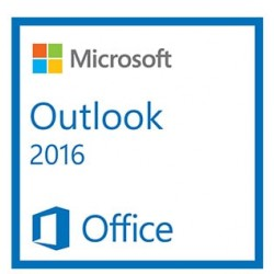 Microsoft - Outlook 2016, SNGL, OLP NL - 17845000