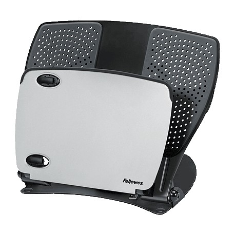 Fellowes - 8024602 Negro soporte de portátil