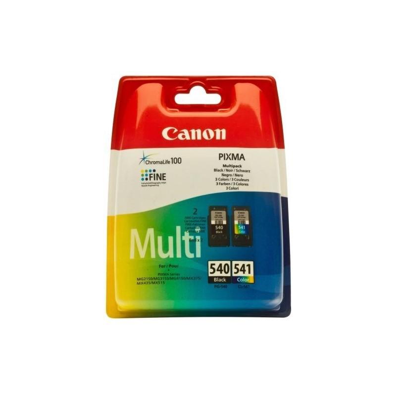Canon - PG-540XL/CL-541XL 50x Photo Paper