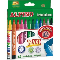 Alpino - ALP EST.12 ROT MAXI COL.STD AR000006