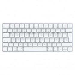Apple - Magic Bluetooth QWERTY Español Blanco - 22088898