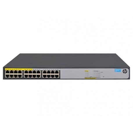 Hewlett Packard Enterprise - 1420-24G-PoE 124W