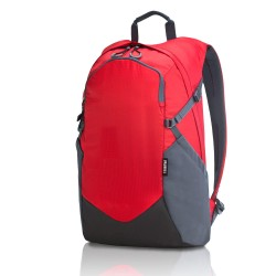 Lenovo - ThinkPad Active Backpack Medium Nylon Gris, Rojo mochila