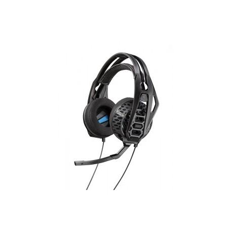 Plantronics - RIG 500E Diadema Negro auricular con micrófono