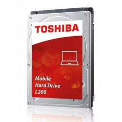 "Toshiba - L200 500GB 2.5"" Serial ATA II"