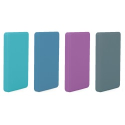 """CoolBox - SlimColor 2543 2.5"""" Carcasa de disco duro/SSD Púrpura"""