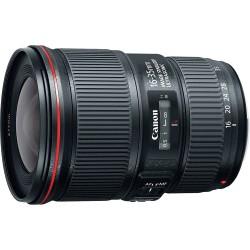 Canon - EF 16-35mm f/4L IS USM SLR Negro