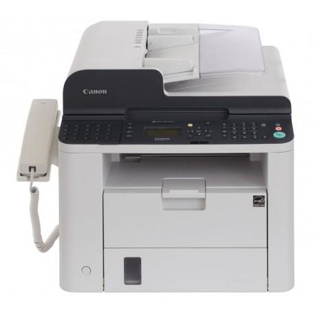 Canon - i-SENSYS FAX-L410 Laser 33.6Kbit/s 200 x 400DPI A4 Negro, Color blanco fax