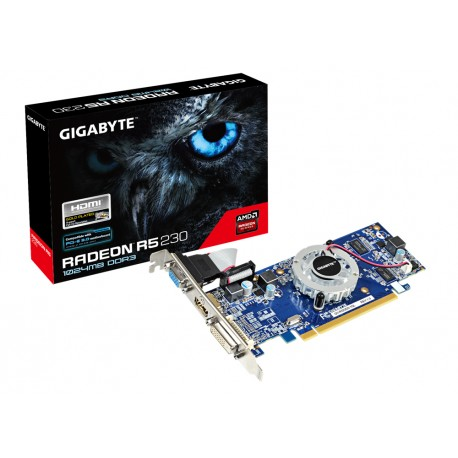 Gigabyte - GV-R523D3-1GL Radeon R5 230 1GB GDDR3