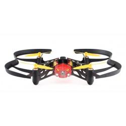 Parrot - Airborne Night Blaze 4rotors 640 x 480Pixeles Negro, Rojo, Amarillo dron con cámara