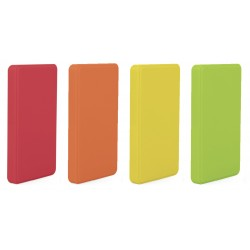 "CoolBox - SlimColor2542 Carcasa de disco duro/SSD 2.5"" Amarillo"