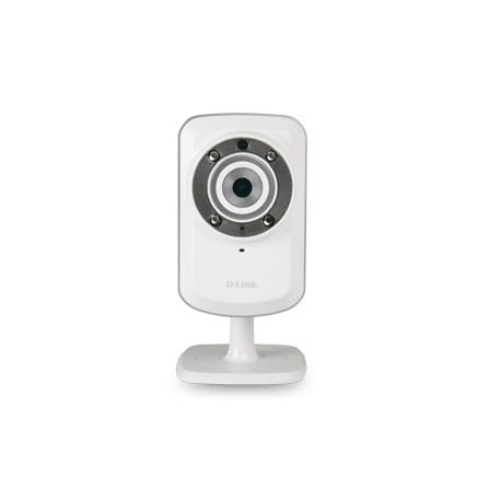 D-Link - DCS-932L Interior Color blanco cámara de vigilancia