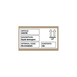 DYMO - LW - Etiquetas para tarjetas de identifi cación/envíos - 54 x 101 mm - S0722430