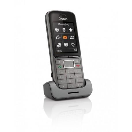 Gigaset - SL750H PRO DECT telephone handset Negro, Grafito