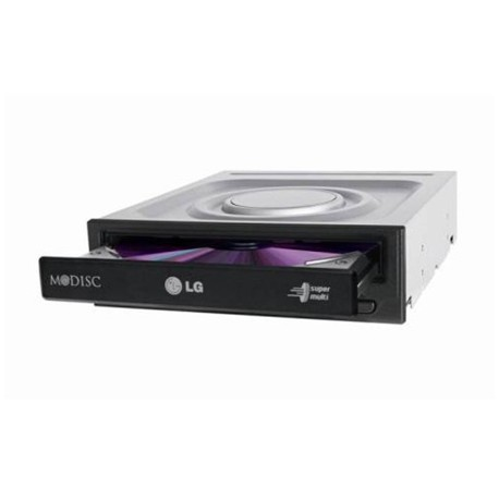 LG - GH24NSD1 Interno DVD Super Multi DL Negro unidad de disco óptico