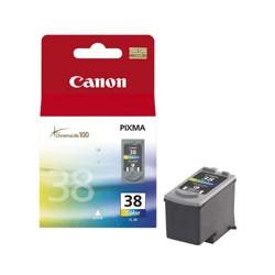 Canon - CL-38 Ink Cartridge Original Cian, magenta, Amarillo