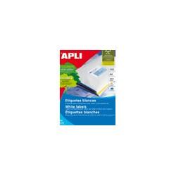 APLI - 02411 etiqueta autoadhesiva