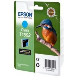 Epson - Cartucho T1592 cian
