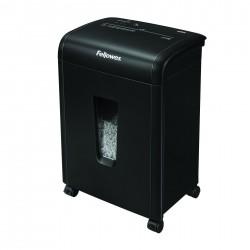 Fellowes - Powershred 62MC triturador de papel Confetti shredding 23 cm Negro