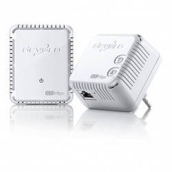 Devolo - dLAN 500 WiFi, Starter Kit 500 Mbit/s Ethernet Blanco 2 pieza(s)