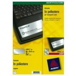 Avery - L6012-20 etiqueta de impresora