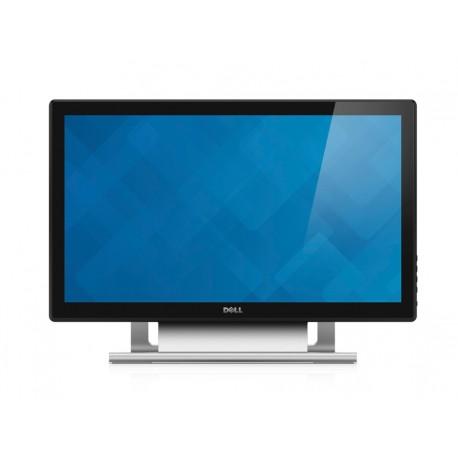 "DELL - S2240T 21.5"" 1920 x 1080Pixeles Multi-touch Mesa Negro, Plata monitor pantalla táctil"